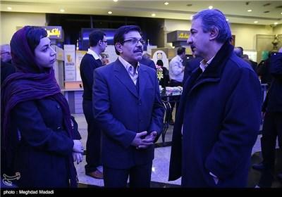در حاشیه اختتامیه سومین دوره جشنواره جام جم