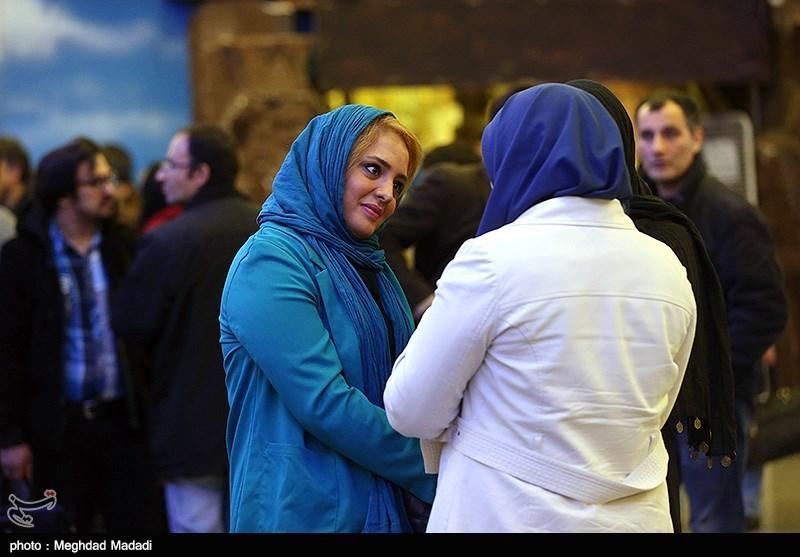 نرگس محمدی در اختتامیه سومین دوره جشنواره جام جم