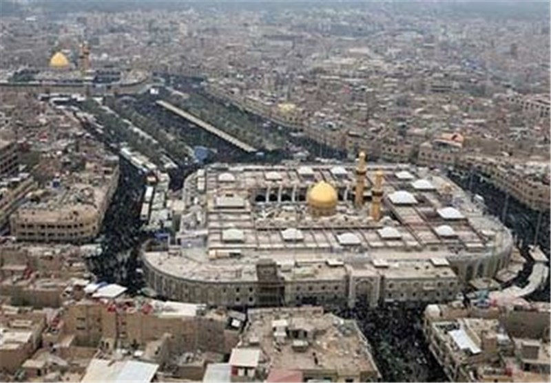 مشاورات عراقیة ایرانیة لتسهیل مشارکة ملیونی ایرانی فی زیارة اربعینیة الامام الحسین (ع)