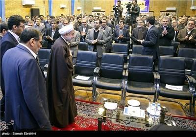 دیدار رئیس جمهور با مدیران منطقه نفتی دارخوین