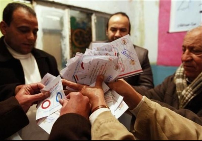 Report: Egypt Voters Overwhelmingly Back Constitution
