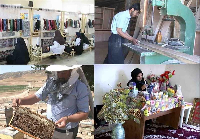 تهران|130 فرصت شغلی برای مددجویان کمیته امداد بهارستان در سال 97 ایجاد شد