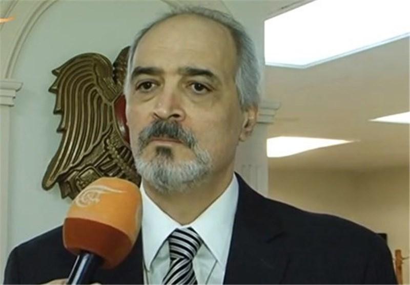 بشار الجعفري مندوب سوريا
