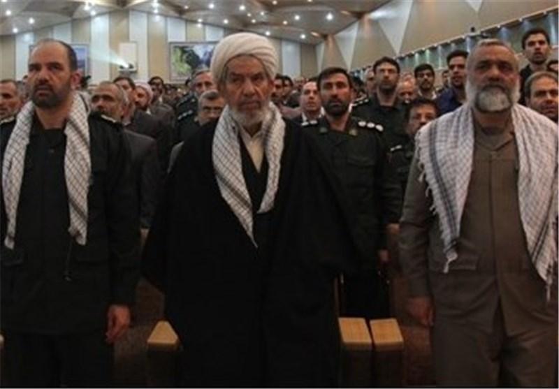 حجت الاسلام حسنی الگوی عدالت طلبی و مبارزه است