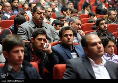 مراسم تجلیل از نخبگان و قهرمانان ورزشی سپاه حضرت محمد رسولالله(ص) تهران بزرگ