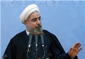 روحانی برای مدیرانکمپانیهای نفتی سخنرانی میکند