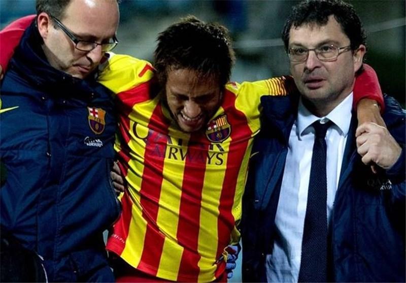 دوری 3 هفتهای نیمار از میادین/ ستاره بارسلونا به بازی منچسترسیتی میرسد
