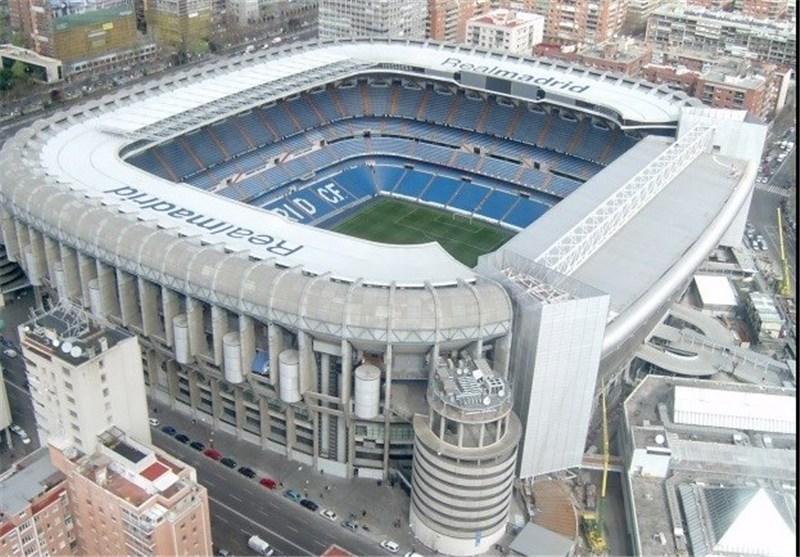 کوکاکولا هم به دنبال حق نامگذاری ورزشگاه سانتیاگو برنابئو است