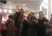 نخستین نماز جمعه ارومیه با امامت حجت الاسلام قریشی اقامه شد