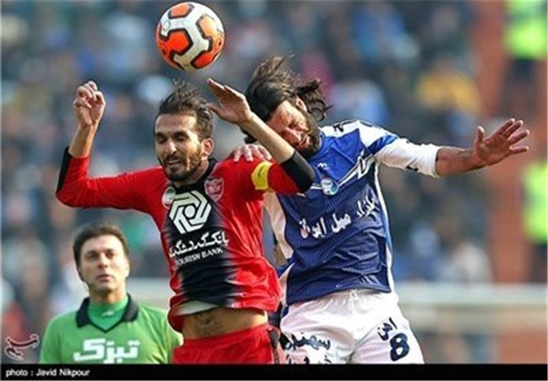 Tehran Derby Ends in Draw Again (+Photos)
