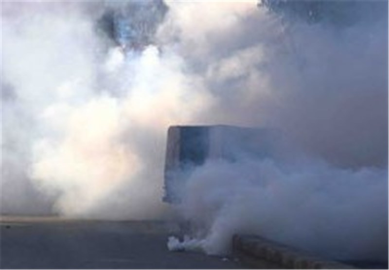Egypt Police Fire Tear Gas at Cairo Protesters