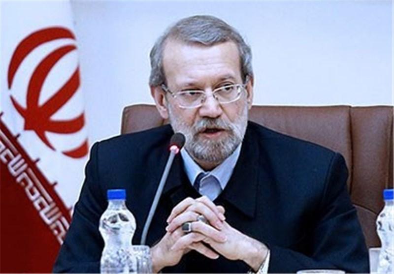 لاریجانی یقترح مشارکة رئیس لجنة الامن القومی فی اتخاذ القرار النووی