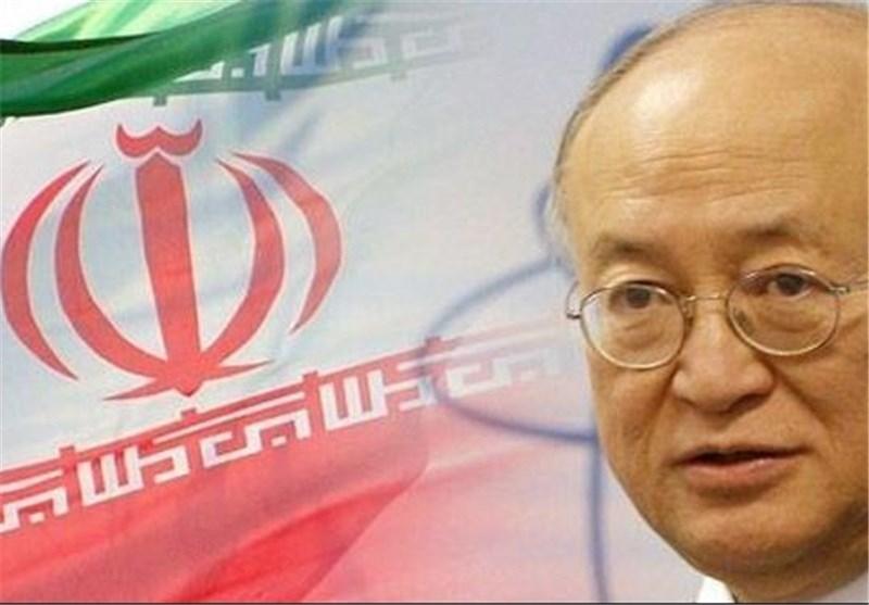 مساعد مدیر الوکالة الدولیة للطاقة الذریة یصل طهران