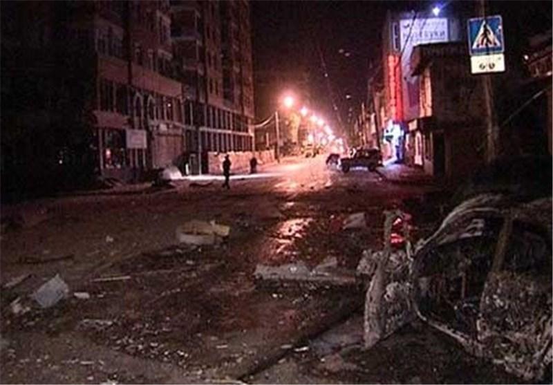 انفجاران فی عاصمة داغستان و9 جرحى على الأقل