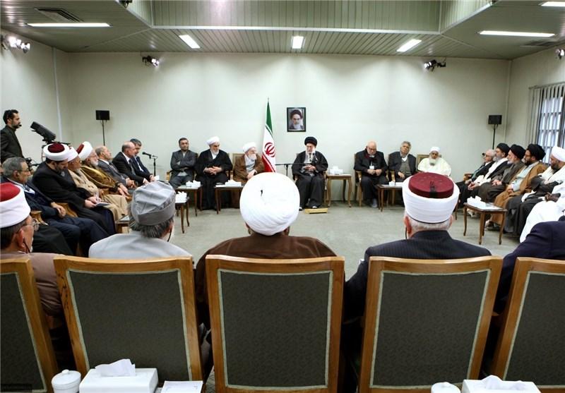 قائد الثورة الاسلامیة یستقبل غدا ضیوف المؤتمر الدولی السابع والعشرین للوحدة الاسلامیة