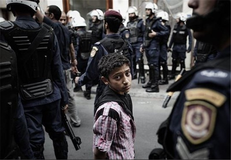 أکثر من 480 طفلا بحرینیا اعتقلو تعسفیا منذ العام 2011