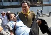 تایلند – مجروح شدن بیش از 30 معترض در انفجار بانگوک