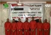 اعتراف اعضای داعش عراق به ارتباط با سعودی ها