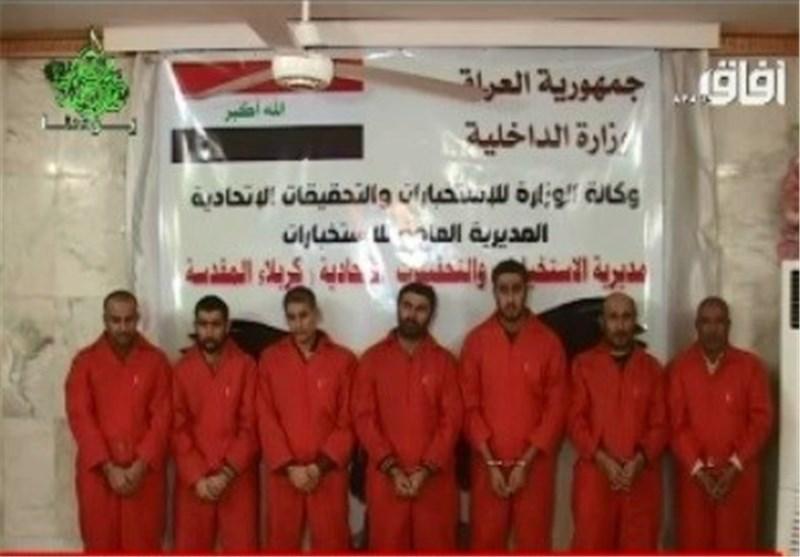 اعتراف اعضای داعش به داشتن رابطه با ریاض
