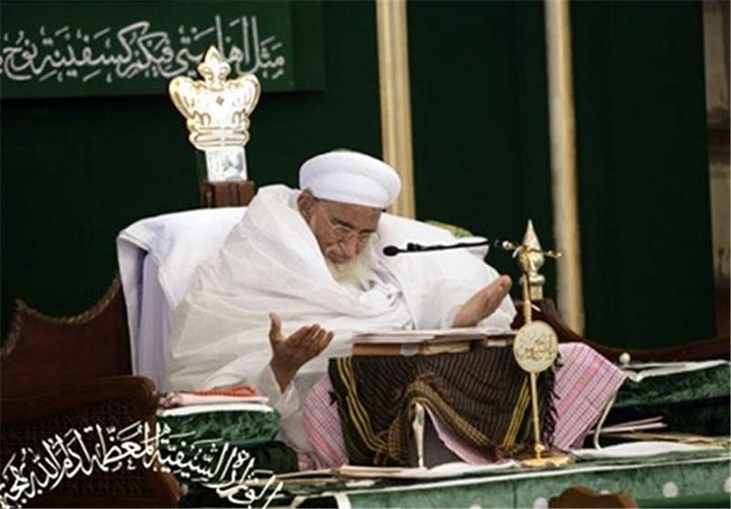 تشییع با شکوه پیکر رهبر شیعیان هند/جمعیت شرکتکنندگان خارج از تصور بود