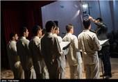 مددجویان کانون اصلاح و تربیت در بیستوپنجمین جشنواره بینالمللی تئاتر کودک