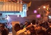 نیروهای امنیتی آلخلیفه به جشنهای میلاد پیامبر(ص) یورش بردند