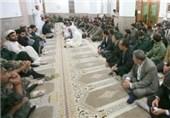 برپایی جشن میلاد پیامبر اکرم (ص) و امام صادق (ع) در خارگ