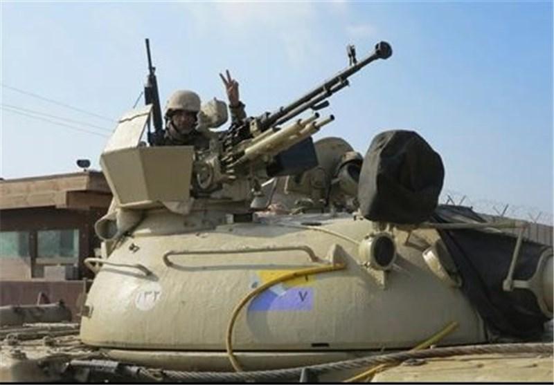 Iraqi Army Launches Major Assault on Ramadi