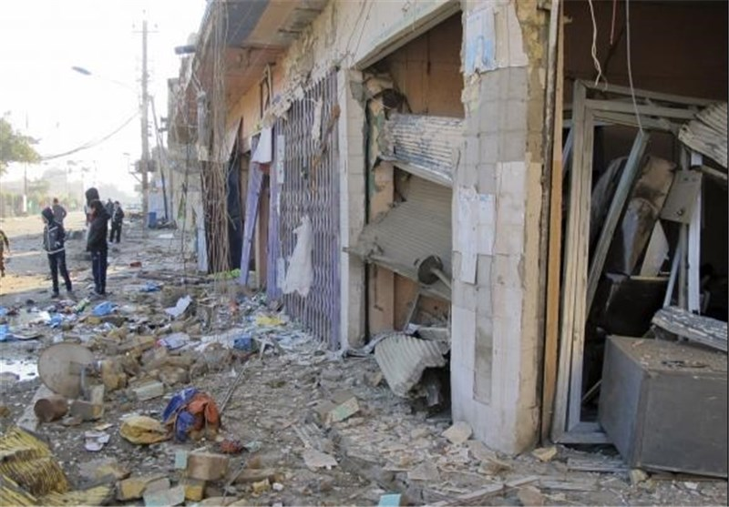 Iraqi Soldier, Family Die in Bombings