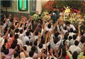 خراسان شمالی غرق در جشن و سرور شد