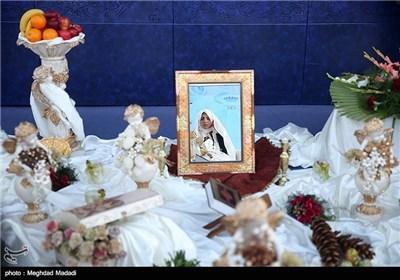 جشن عقد 60 زوج برفراز برج میلاد تهران