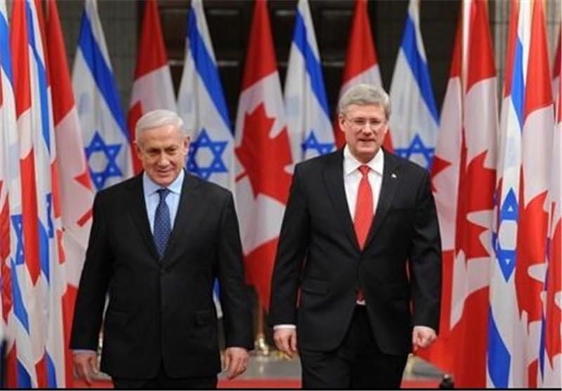 سفر نخست وزیر کانادا به سرزمین های اشغالی فلسطین