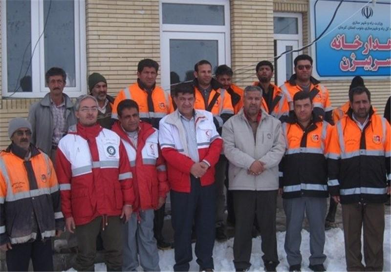 هلال احمر پایگاههای امدادی جنوب کرمان را تجهیز کند