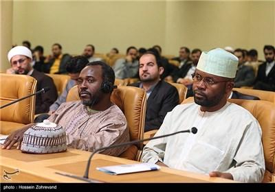 مراسم اختتامیه بیست و هفتمیمن کنفرانس وحدت اسلامی