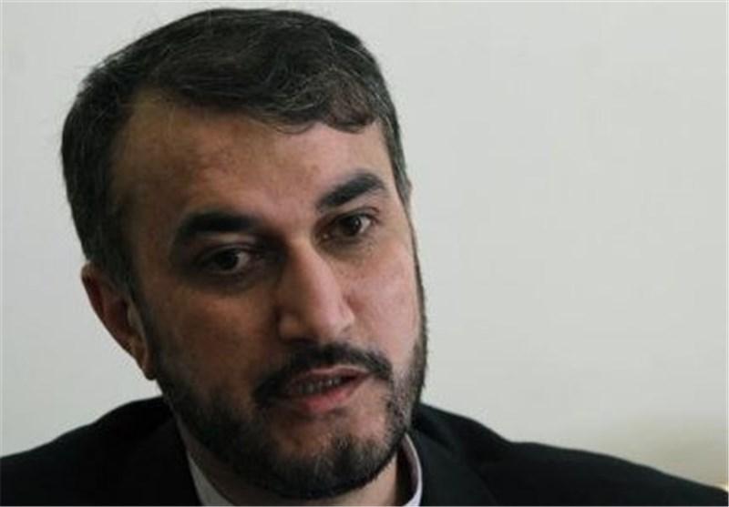 مساعد وزیر الخارجیة یلتقی رئیس القضاء القطری