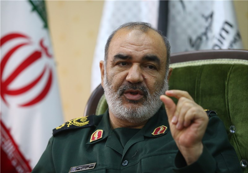 Islamic Resistance Inspired by Basij Ideology: Iranian Commander