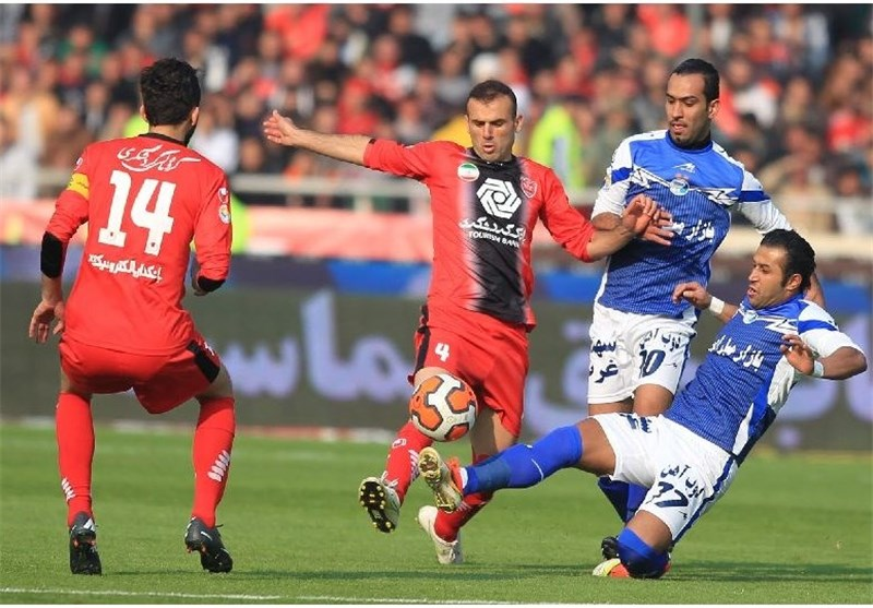 Tehran Derby Delayed