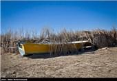 """خشکی در کمین تالاب بینالمللی """" آلاگل"""" استان گلستان است"""
