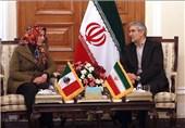 ایران و مکزیک در بخش نفت و گاز بسترهای مناسبی برای همکاری دارند