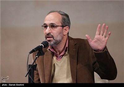 سخنرانی ناصر قره باغی در دومین گردهمایی هنرجویان و سینماگران