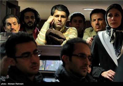 """مراسم رونمایی از آلبوم """"ری تا روم"""" علیرضا قربانی"""