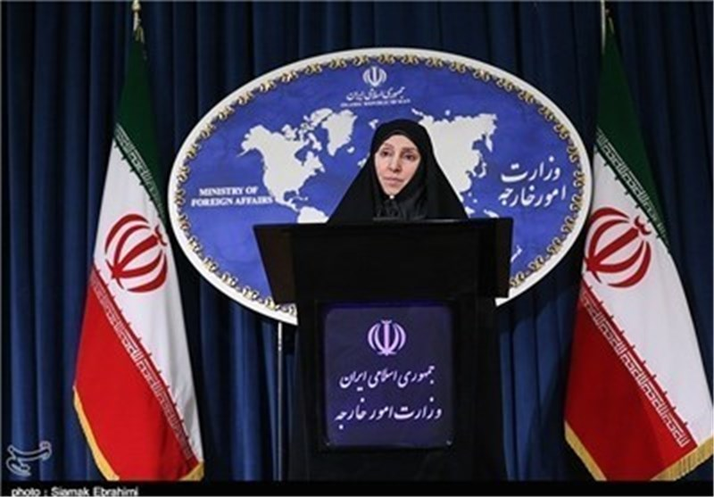 "Spokeswoman Downplays ""Illogical Sensitivity"" to Iran-Russia Cooperation"