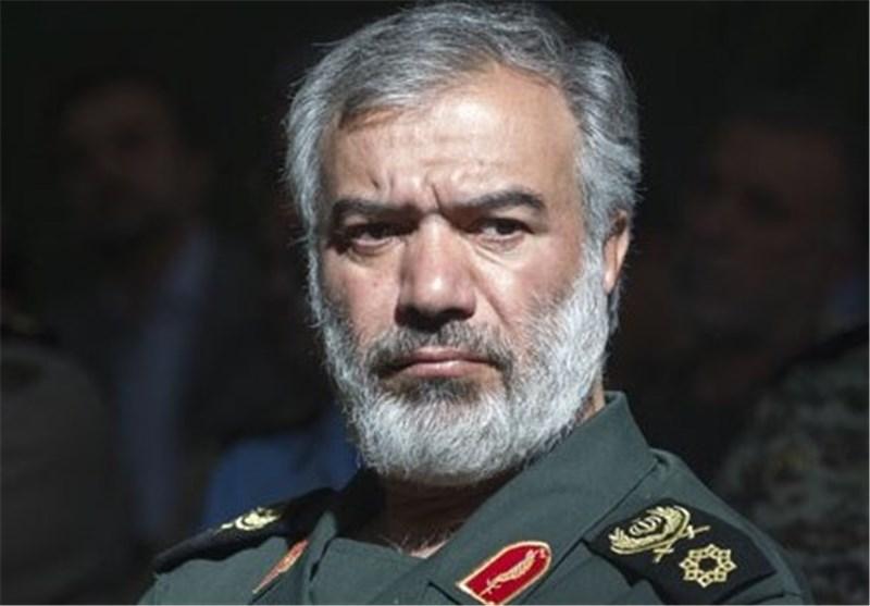توان دریایی سپاه دست برتر نظامی ایران در خلیج فارس است