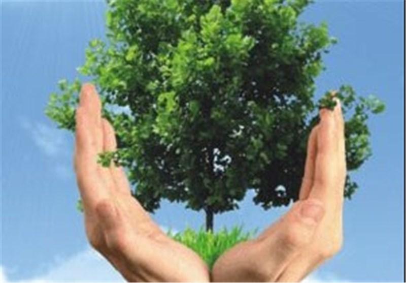 دیدار مدیرکل حفاظت محیط زیست استان قم با استاندار قم