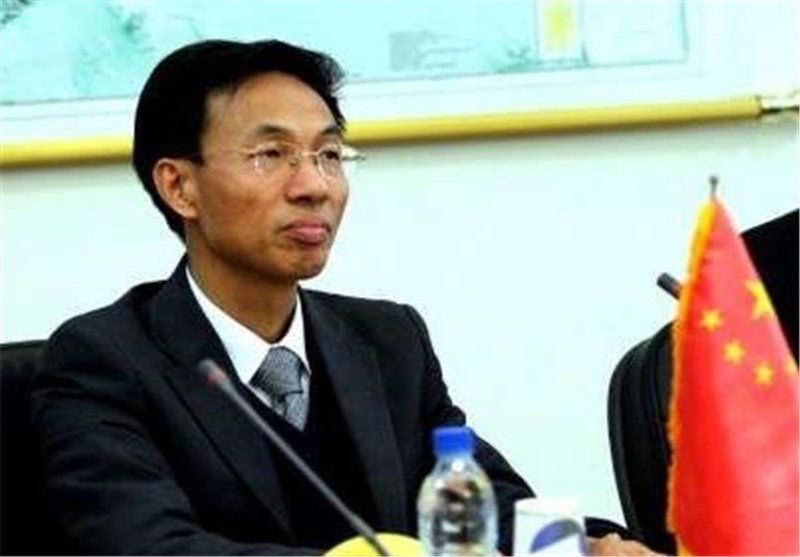 یوهانگ / سفیر چین در ایران