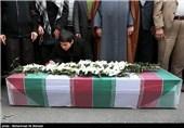 تشییع پیکر ابولقاسم اسدی، دیپلمات ایرانی