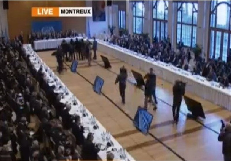 Geneva 2 Conference on Syria Begins in Switzerland