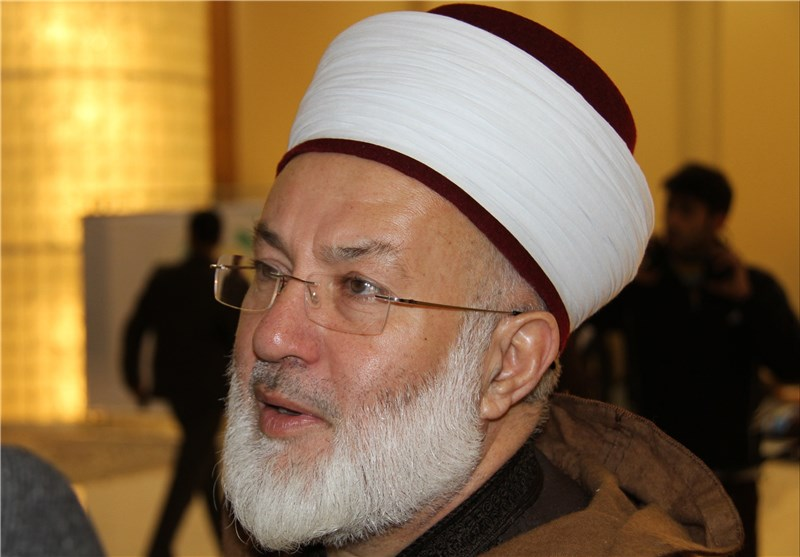 الشیخ جبری یقترح صیاغة میثاق یشرف علیه الامام الخامنئی لوسائل الاعلام الاسلامیة