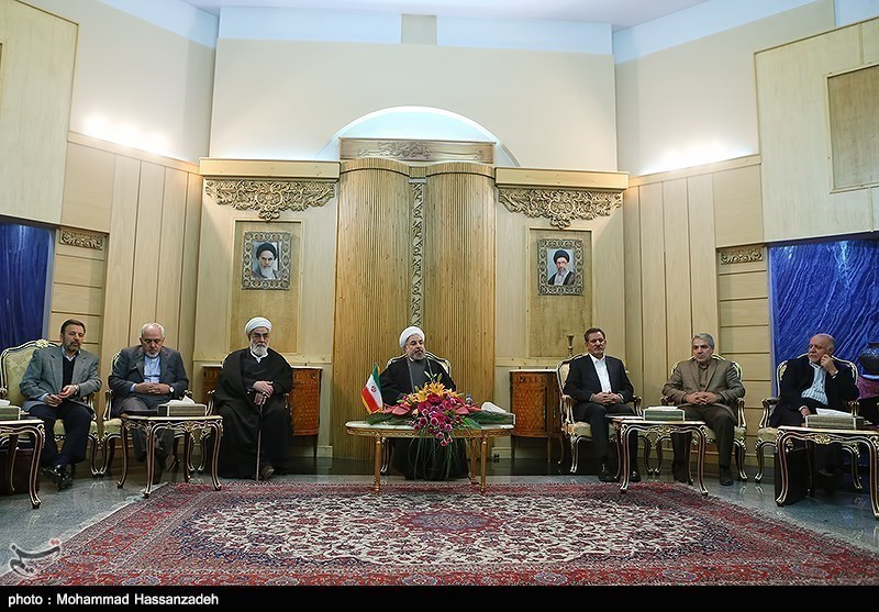 Photos: President Leaves Iran for Switzerland to Attend Davos Meeting