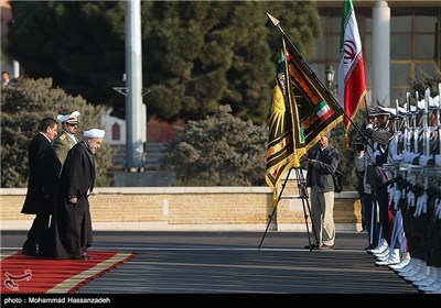 President Leaves Iran for Switzerland to Attend Davos Meeting